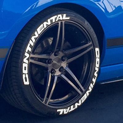 Continental Tire Stickers – Tire Stickers Canada