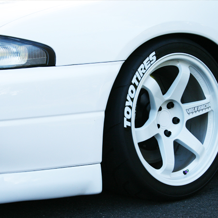 Toyo Tires White Letters >> Custom Sidewall Lettering Mi Customs Inside Toyo Tires With