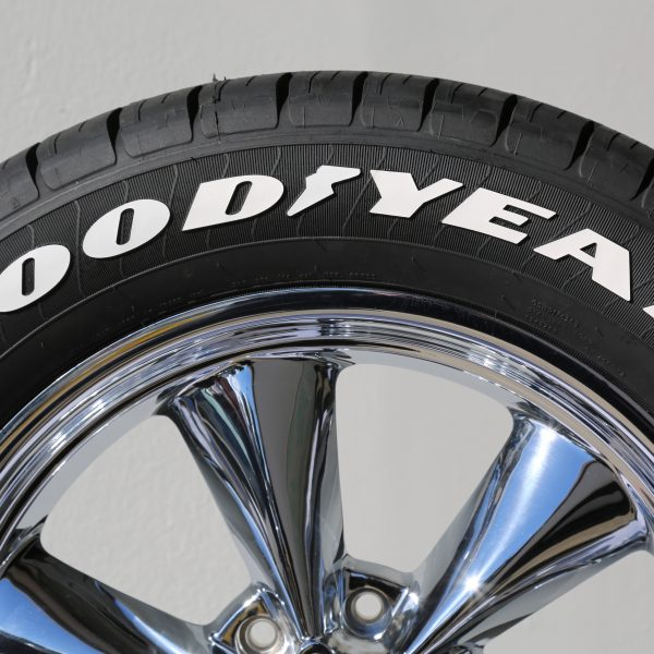 Officially Licensed Goodyear Eagle F1 Lettering – Tire ...